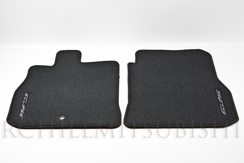 FREE SHIPPING!  Eclipse black carpet floor mats