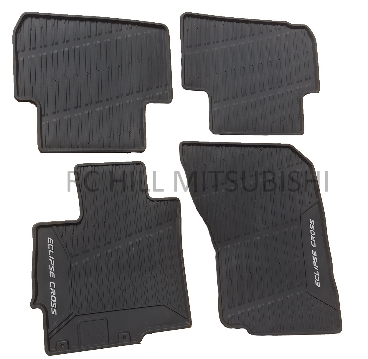 FREE SHIPPING to cont. US! MZ314979 ECLIPSE CROSS ALL WEATHER MATS