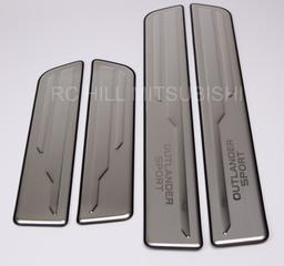 Mitsubishi Outlander Sport Scuff Plates MZ380551EX| Genuine OEM Mitsubishi Parts