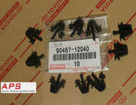 GRILLE CLIPS (BAG OF 10)