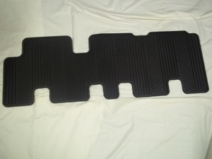 Floor Mats, All-Weather, Third Row