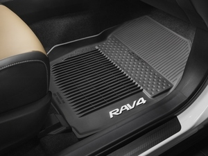 RAV4 ALL-WEATHER FLOOR LINERS