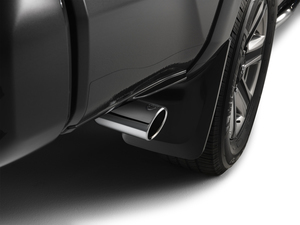 TACOMA EXHAUST TIP, STAINLESS STEEL