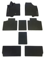SIENNA ALL-WEATHER FLOOR LINERS