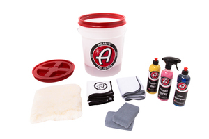 Adam's Car Wash Kit in Bucket Holiday Gift