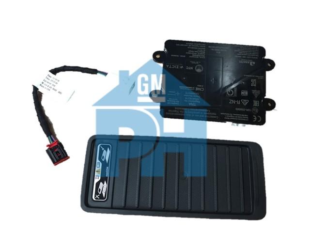 Silverado Sierra Wireless Charging