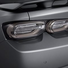 2019 Camaro Darkened Tail Lights