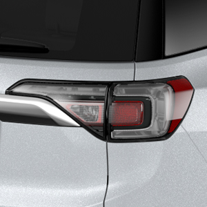 Exterior, Tail Lamps