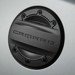 Camaro Black Fuel Door