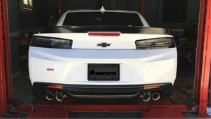 16-17 CAMARO DARKENED TAIL LIGHTS - GM (84136777)