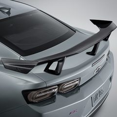 ZL1 1LE Spec Spoiler in Visible Carbon Fiber