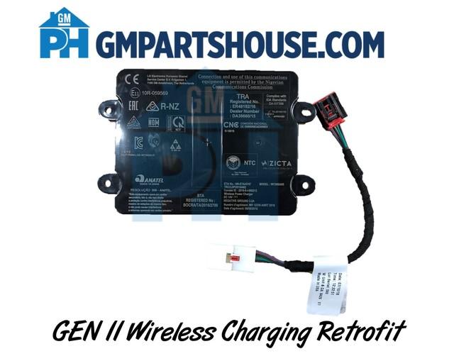 GEN II Wireless Charging Retrofit