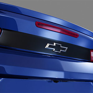 16-17 CAMARO REAR BLACK PANEL DECAL