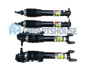 2003-2007 Electronic Damping Shock Kit