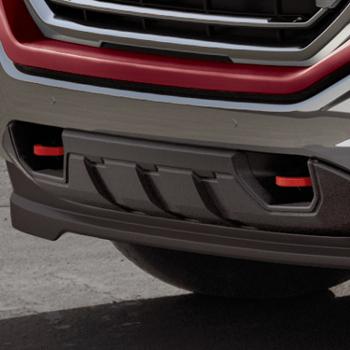 2017 Silverado Redline Tow Hooks - GM (84192871)