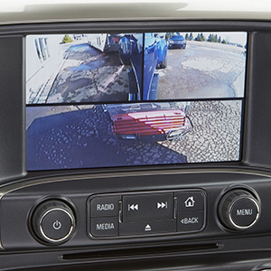 Trailering Camera System