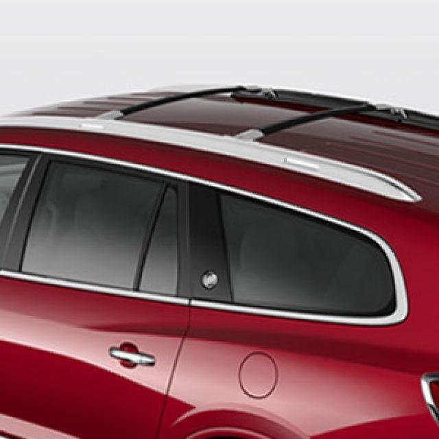 2008-2017 Buick Enclave Cross Rails