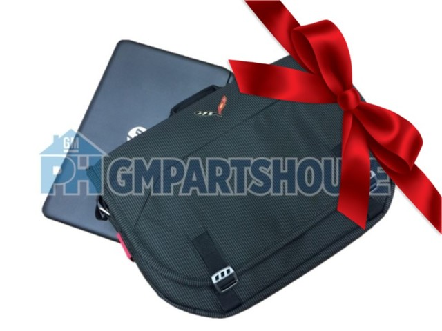 Corvette Messenger Laptop Bag