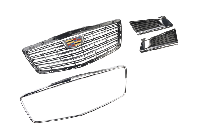 2015 CTS Grille Swap