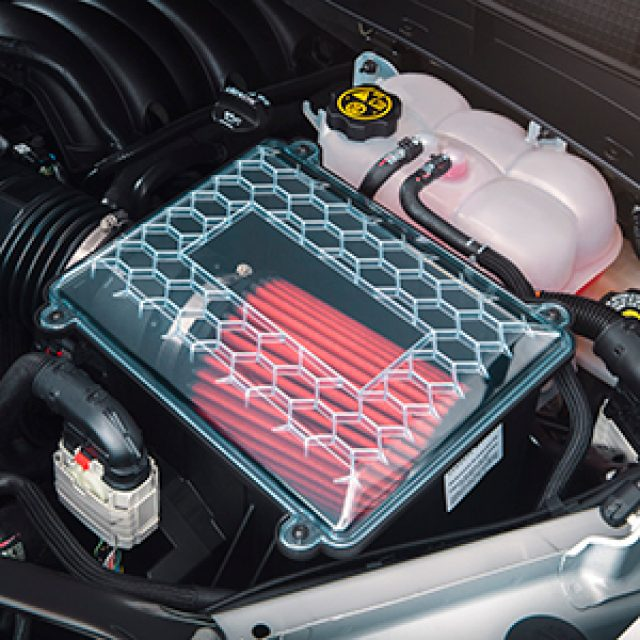 The All New 2019 5 3 Cold Air Intake System Gm 84561597