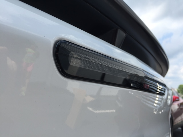 2016+ Camaro 1LE Darkened 3rd Brake Lamp