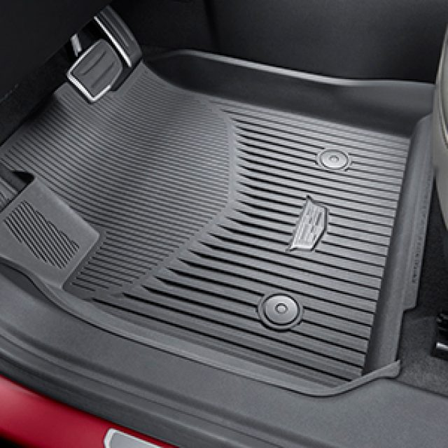 2019 Cadillac XT4 Front & Rear Floor Liners