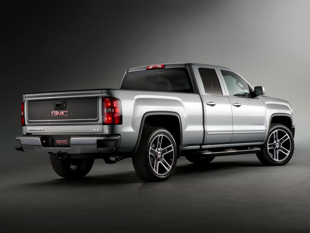 Carbon Edition Decal Package 2014+ Sierra 1500