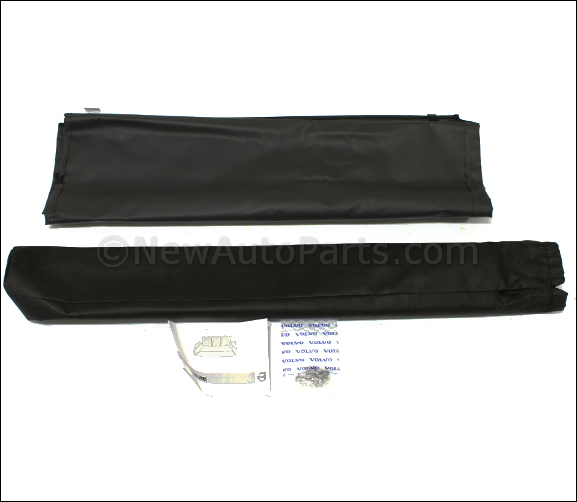 Dirt Cover, Load Compartment