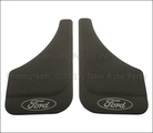 Splash Guards, Front, Flat