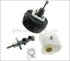 Brake Components - Master Cylinder And Booster Kit