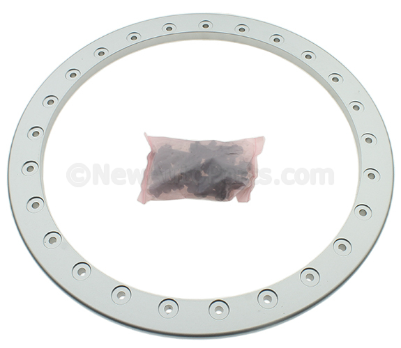 Wheel - 17 Inch - Bead-Lock