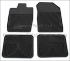 SET OF 4 ALL-WEATHER FLOOR MATS