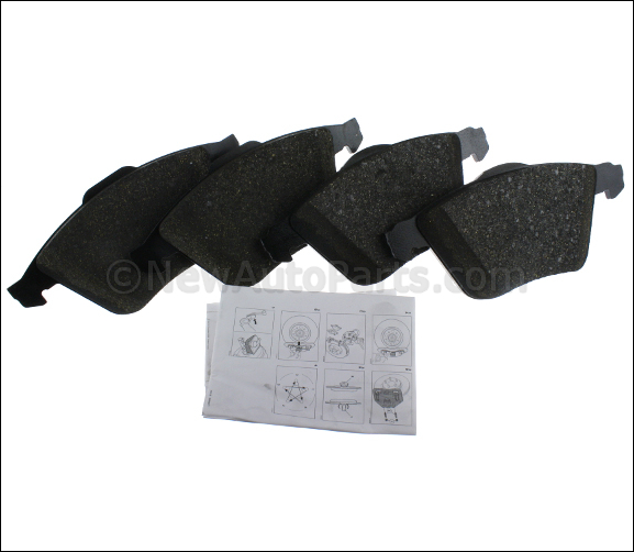 Front Pads