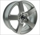 Aluminum Rim Serapis C 7.5 X 17in