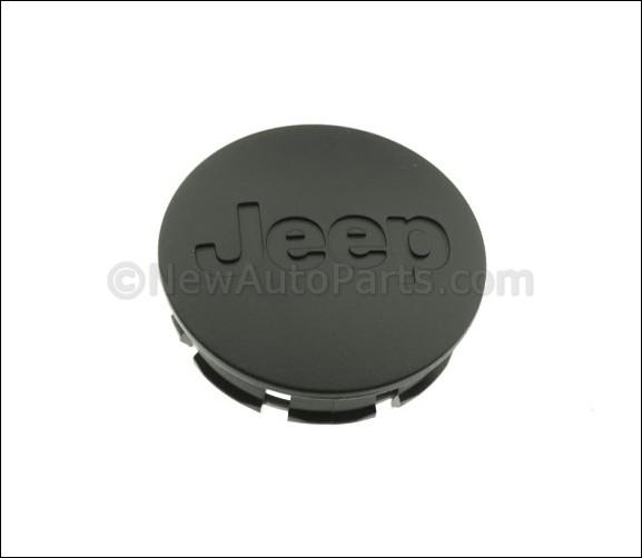 Wheel Kit - Cap, Wheel Center