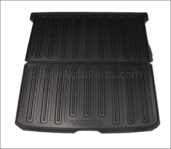 Mat, Load Compartment, Molded Plastic