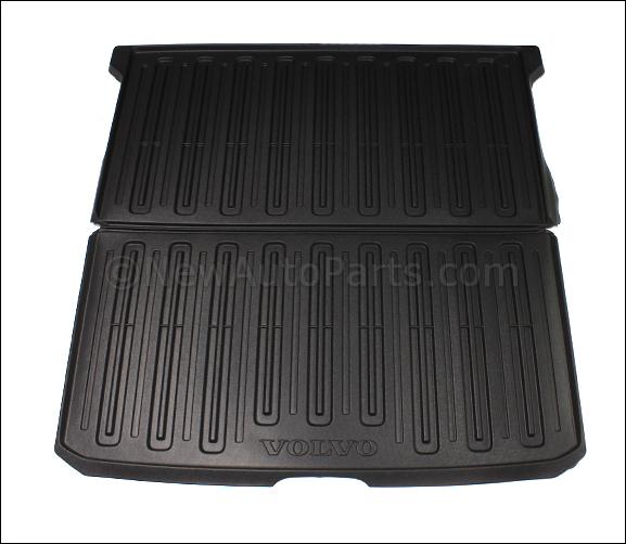 Mat, Load Compartment, Molded Plastic