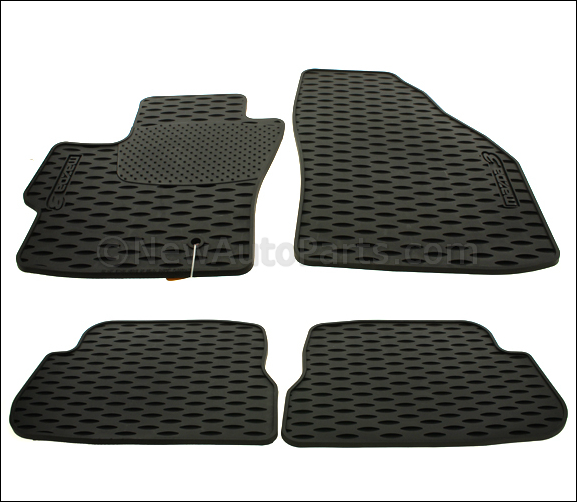 Floor Mats All-Weather Pdc