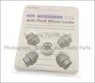 Wheel Locks, Zinc For Hidden Lugs