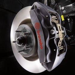 20105-2016 Mustang Performance kit 6 piston front brake kit