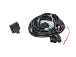 Trailer Tow Wire Harness Kit- With 7-Way