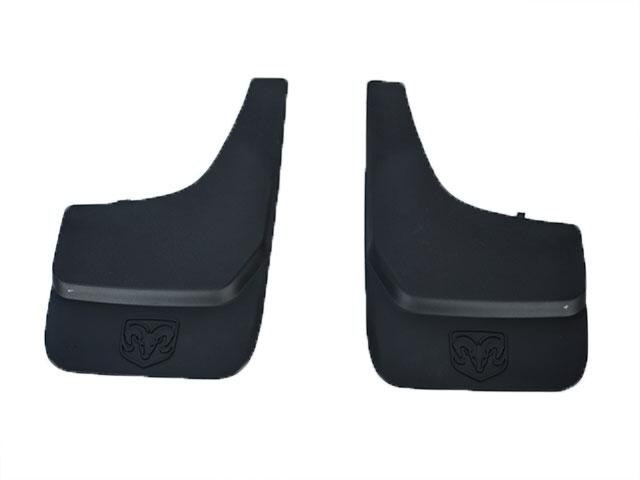 Splash Guards - Flat - Rear