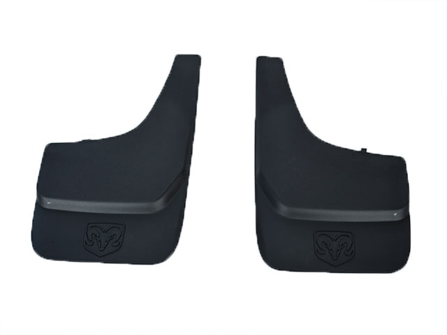 Splash Guards - Flat - Rear