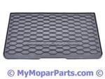 Cargo Area Tray - Molded