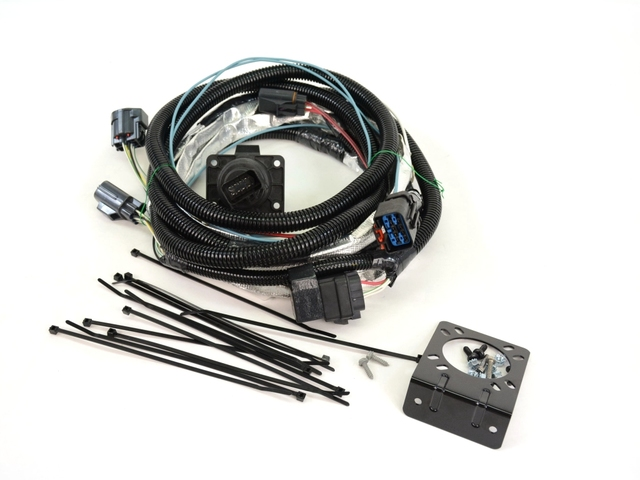 Trailer Tow Wiring Harness, 7-Way