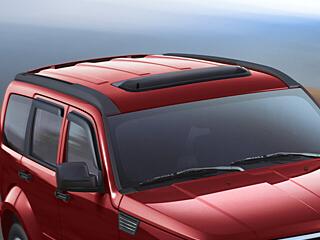 Air Deflector - Sunroof