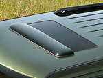 Air Deflector - Sunroof - Tinted