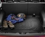 Molded Cargo Tray - Black With Jeep Logo