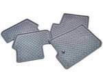 Slush Floor Mats - Slate Gray