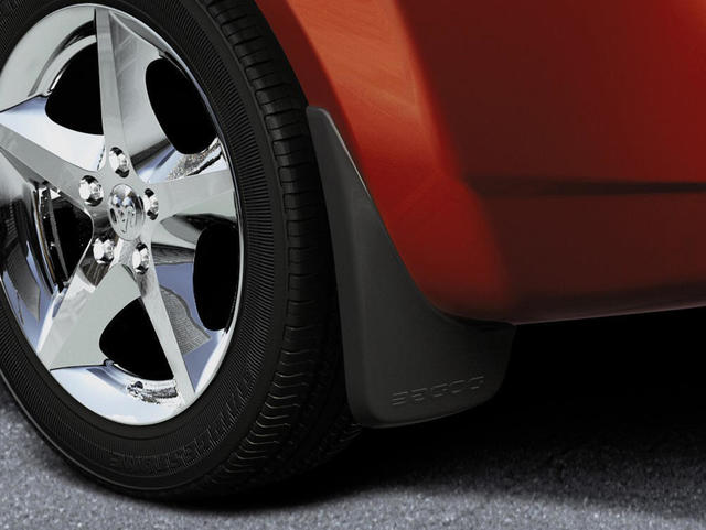Splash Guards - Deluxe - Rear